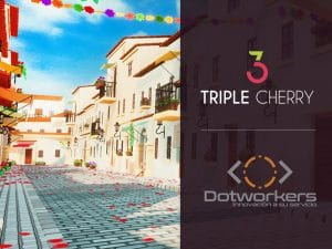 Triple Cherry Forms 'Commercial Alliance' With Dotworkers