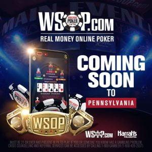 World Series Of Poker Gains Pennsylvania Entry