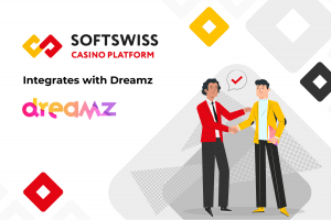 Dreamz Online Casino Partners With SoftSwiss