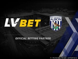 LV BET Increases UK Brand Visibility With West Bromwich Albion Deal
