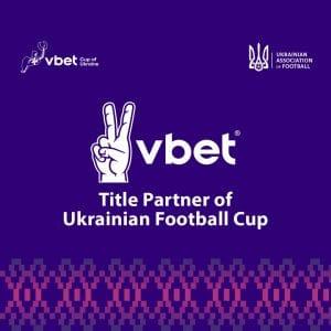 VBET Secures Ukrainian Football Cup Deal