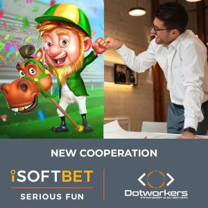 iSoftBet Continues LatAm Expansion With Dotworkers Partnership