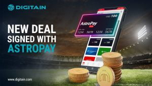Digitain And ASTROPAY Sign New Joint Marketing Deal