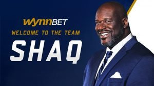 WynnBET Announce Strategic Partnership With Shaquille O'Neal
