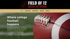 RSI Expands College Football Coverage With Field of 68 & Field Of 12 For BetRivers