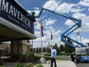 Maverick Gaming Hails Important Step Opening Nevada Property