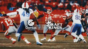 DraftKings Inc Sign Supplier Deal With Genius Sports