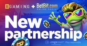 BetBit Signs Content Agreement With BGaming