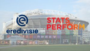Stats Perform Announce 3-Year Extension To Eredivisie Football Deal