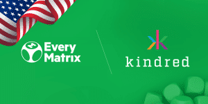 EveryMatrix Partners With Kindred Group To Enhance US Position