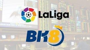BK8 Announce Return To European Football With Five La Liga Club Deals