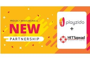 HitSqwad Forms Playzido Partnership After Identifying Gap In Market