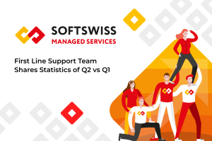 SoftSwiss Commends Expanded Capabilities Of First Line Support Division