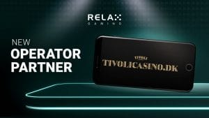 Relax Gaming Teams Up With Tivoli