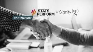 Stats Perform Teams-Up With Signify Group To Combat Online Abuse