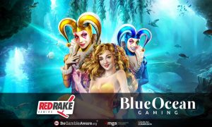 Red Rake And BlueOcean Gaming Sign Content Aggregator Deal