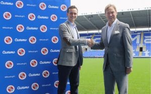 Reading FC Extends Casumo Collab