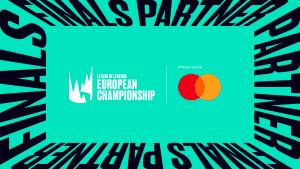 Mastercard Renews Sponsorship Of League Of Legends European Championship