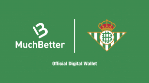 MuchBetter Signs Three-Year Sponsorship Deal With Real Betis Balompié