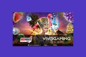 Vivo Gaming Praise Red Rake Gaming Partnership