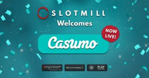Slotmill Negotiate Casumo Content Deal