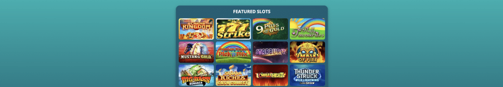 Promotions Slot Gold