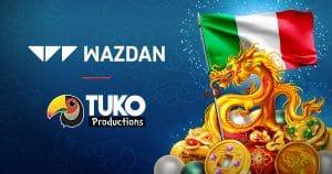 Wazdan Looks To Italian Launch Alongside Tuko Productions