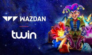 Wazdan Collaborates With Twin Casino