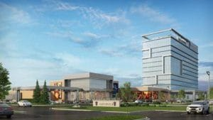 Churchill Downs Submits Plans For Indiana Casino Development