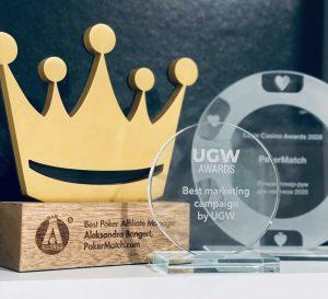 PokerMatch Picks Up Prize For Best Marketing Campaign