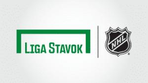 Liga Stavok Joins NHL As Official Betting Partner