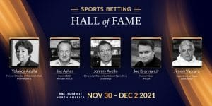 Sports Betting Hall of Fame Members Announced