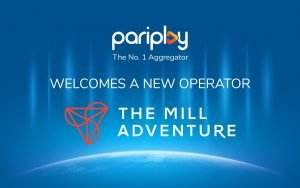 Pariplay Signs Distribution Contract With The Mill Adventure