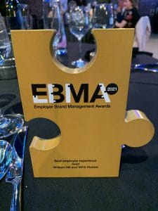 William Hill Receives EBM Award For 'Best Employee Experience'