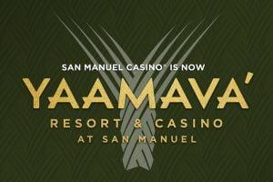 'Yaamava' Resort & Casino Renamed To Symbolise 'New Era'