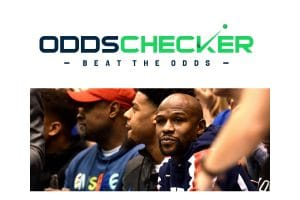 Oddschecker Teams Up With Mayweather Jr For Increased US Presence