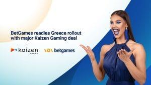 BetGames Inks 'Landmark Partnership' With Kaizen Gaming