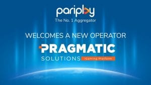 Pariplay To Use Pragmatic Solutions Platform To Distribute Games Content