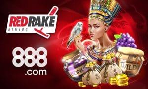 Red Rake Bolsters 888 Partnership Launching Titles With 888ladies