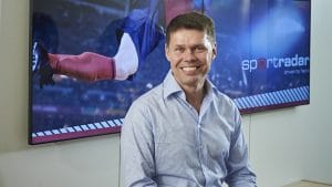 Sportradar CEO Legacy Systems Hamper Global Potential