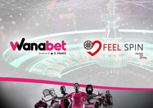 Wanabet Partners With FeelSpin For Wider Live Casino Provision