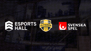 Svenska Spel To Sponsor Esportshall Expansion