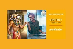 iSoftBet Signs MeridianBet Deal For Global Boost