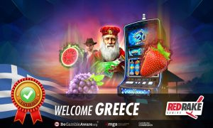 Hellenic Gaming Commission Grant Red Rake Greek Licence