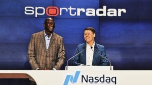 Michael Jordan Steps Into Formal Role As Sportradar Special Advisor To The Board