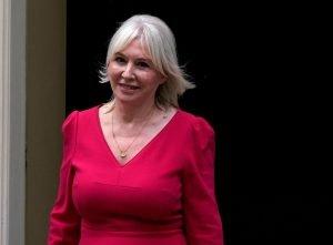 Nadine Dorries To Lead DCMS As Boris Johnson Changes Leadership