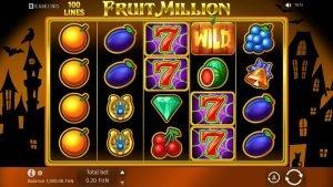 Bgaming's 'Chameleon' Fruit Million Slot Adopts A Halloween Look