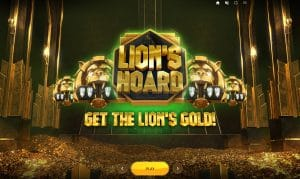 Red Tiger Release Medieval-Themed Treasury Slot Lion's Hoard