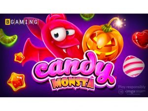B Gaming Release 'Bright And Funny' Candy Monsta For Halloween