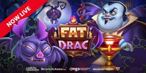 Push Gaming Release Fat Drac Slot In Cult Classic 'Fat' Series